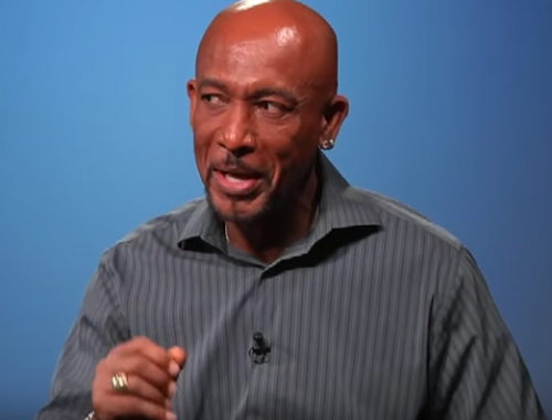 Montel Williams on cannabis for treating multiple sclerosis