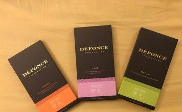 Defonce chocolates