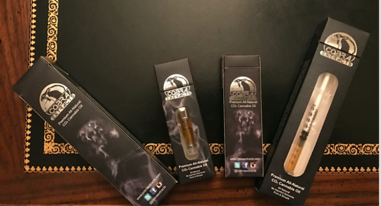 Cobra Extracts Review: Premium Vape Cartridges with 100% Natural