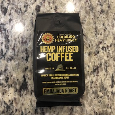 colorado hemp honey hemp infused coffee