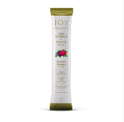 joy organics cbd energy drink