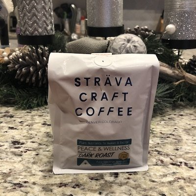 strava craft coffee dark roast