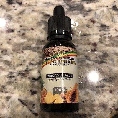 juju royal cbd vape juice full spectrum