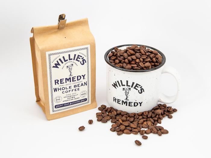 willies remedy coffee
