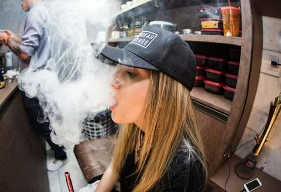 addicted to vaping